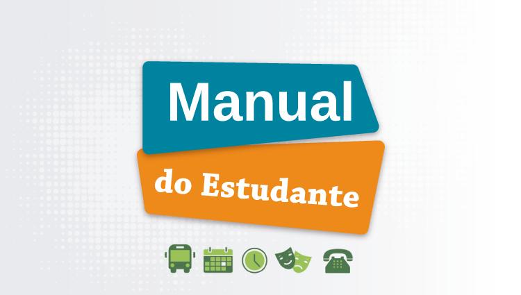 Acesse o Manual do Estudante
